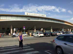 セビージャ・サンタフスタ駅