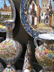 セビーリャの陶器